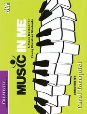 Music in Me - A Piano Method for Young Christian Students PDF