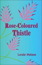 Rose-Coloured Thistle PDF