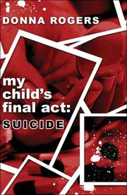 My Child's Final Act PDF
