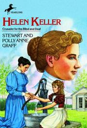 Cover of: Helen Keller by