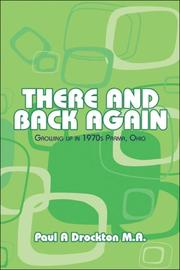 There and Back Again PDF