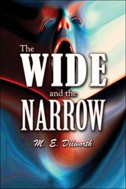 The Wide and the Narrow PDF