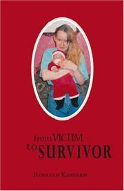 From Victim to Survivor PDF