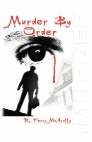 Murder By Order PDF