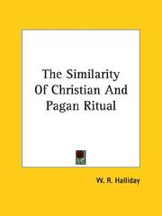 The Similarity of Christian and Pagan Ritual PDF