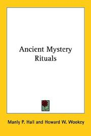 Ancient Mystery Rituals PDF