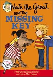 Nate the Great and the Missing Key PDF