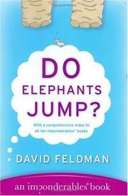 Do elephants jump? PDF