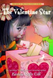 The Valentine Star (Kids of the Polk Street School) by Patricia Reilly Giff