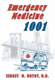 Emergency Medicine 1001 PDF