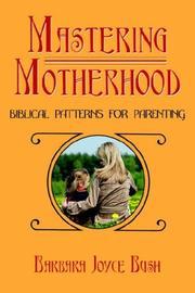 Mastering Motherhood PDF