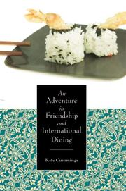 An Adventure in Friendship and International Dining PDF