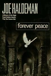 Cover of: Forever peace by Joe Haldeman
