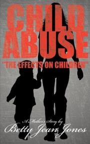 Child Abuse The Effects On Children PDF
