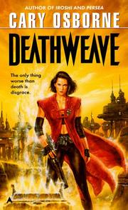 Cover of: Deathweave by Cary Osborne