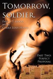 Tomorrow, soldier.: Part Two PDF