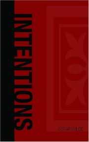 Intentions PDF