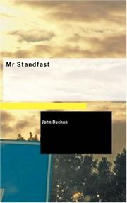 Cover of: Mr Standfast by John Buchan