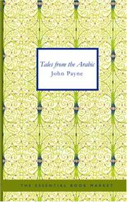 Tales from the Arabic PDF