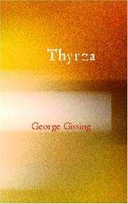 Thyrza by George Gissing