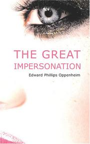 The Great Impersonation PDF