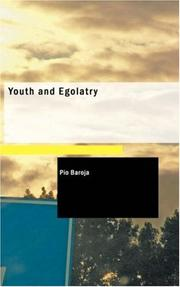 Youth and Egolatry PDF