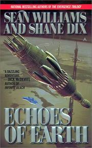 Cover of: Echoes of earth by Williams, Sean