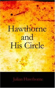 Hawthorne and His Circle PDF