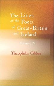 The Lives of the Poets of Great Britain and Ireland (1753), Volume IV PDF