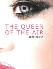 Cover of: The Queen of the Air (Large Print Edition) by John Ruskin