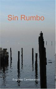 Sin Rumbo by Eugenio Cambaceres