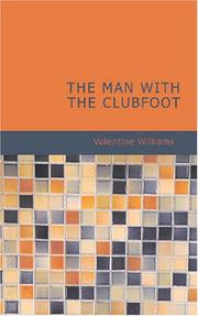 The Man with the Clubfoot PDF
