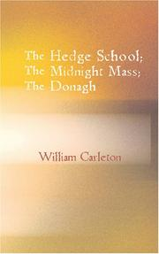 The Hedge School; The Midnight Mass; The Donagh PDF