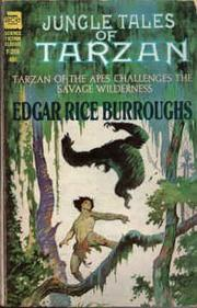 Jungle Tales of Tarzan (Ace SF Classic, F-206) PDF
