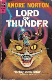 Cover of: Lord of Thunder