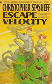 Escape Velocity by Christopher Stasheff