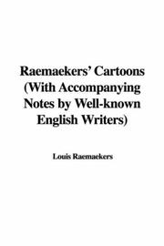 Raemaekers' Cartoons (With Accompanying Notes by Well-known English Writers) PDF