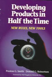 Developing products in half the time by Preston G. Smith