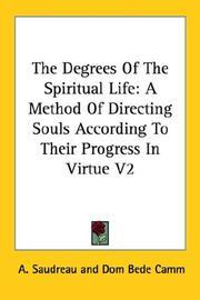 The Degrees Of The Spiritual Life PDF