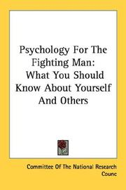 Psychology For The Fighting Man PDF