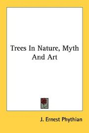 Trees In Nature, Myth And Art PDF