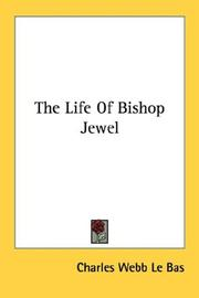 The life of Bishop Jewel PDF