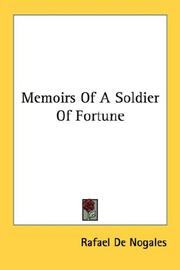 Memoirs Of A Soldier Of Fortune PDF