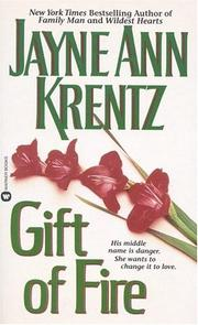 Cover of: Gift of Fire by Jayne Ann Krentz