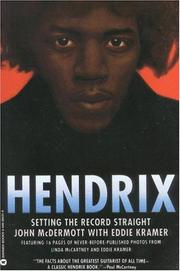 Hendrix by McDermott, John
