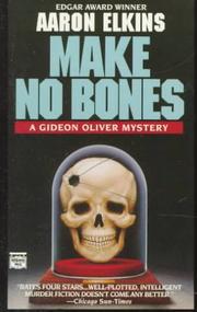 Make no bones PDF