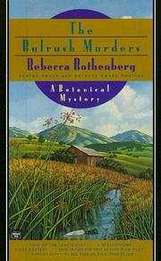 Bulrush Murders by Rebecca Rothenberg