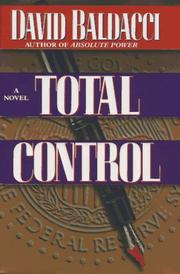 Cover of: Total control by David Baldacci
