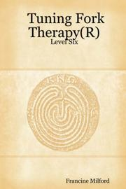 Tuning Fork Therapy(R) PDF