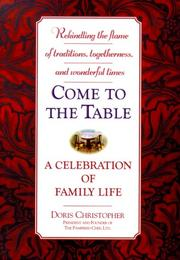 Come to the Table PDF